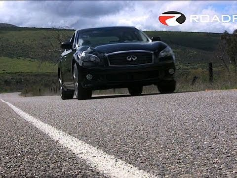 Roadfly 0 60 Test In The All New 2011 Infiniti M56 S Sport