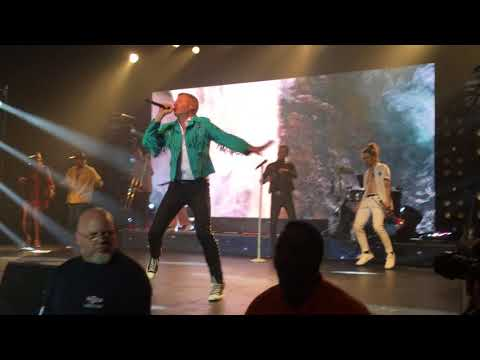 Macklemore Opening Gemini Tour live at The Rave Milwaukee 2017