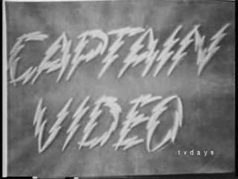CAPTAIN VIDEO & HIS VIDEO RANGERS 60 minutes