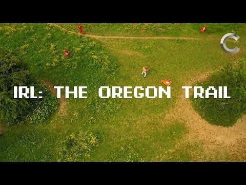 IRL: The Oregon Trail