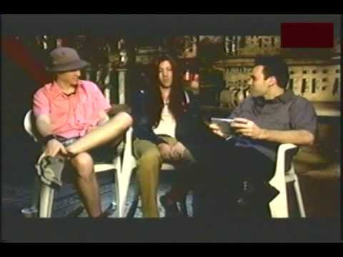 A Perfect Circle Interview 2001