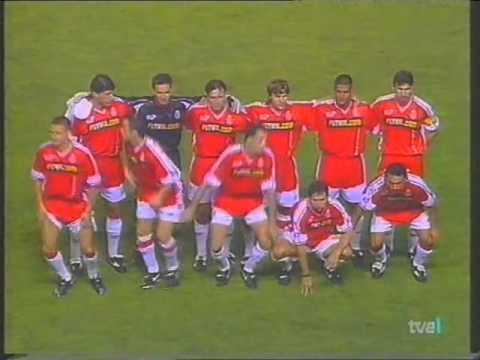 (Temporada 2000 - 2001) Partido Completo Supercopa (Vuelta): Deportivo 2 - Espanyol 0 (27/08/2000)