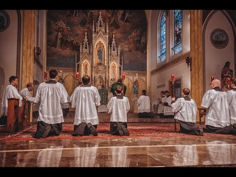The Solemn High Mass: What We Do in Here Determines What Goes on out There