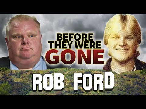 ROB FORD - Before They Were DEAD