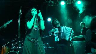 IANVA - Tango Della Menade @ 7er Club, Mannheim, Germany 2012