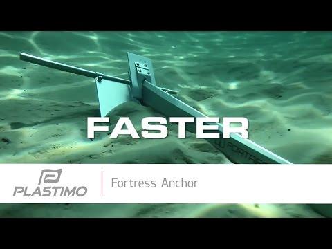 Plastimo | Fortress Anchor [English Version]