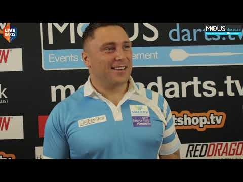 """Gerwyn Price - """"Personally, I don't think the Premier League was for me"""""""