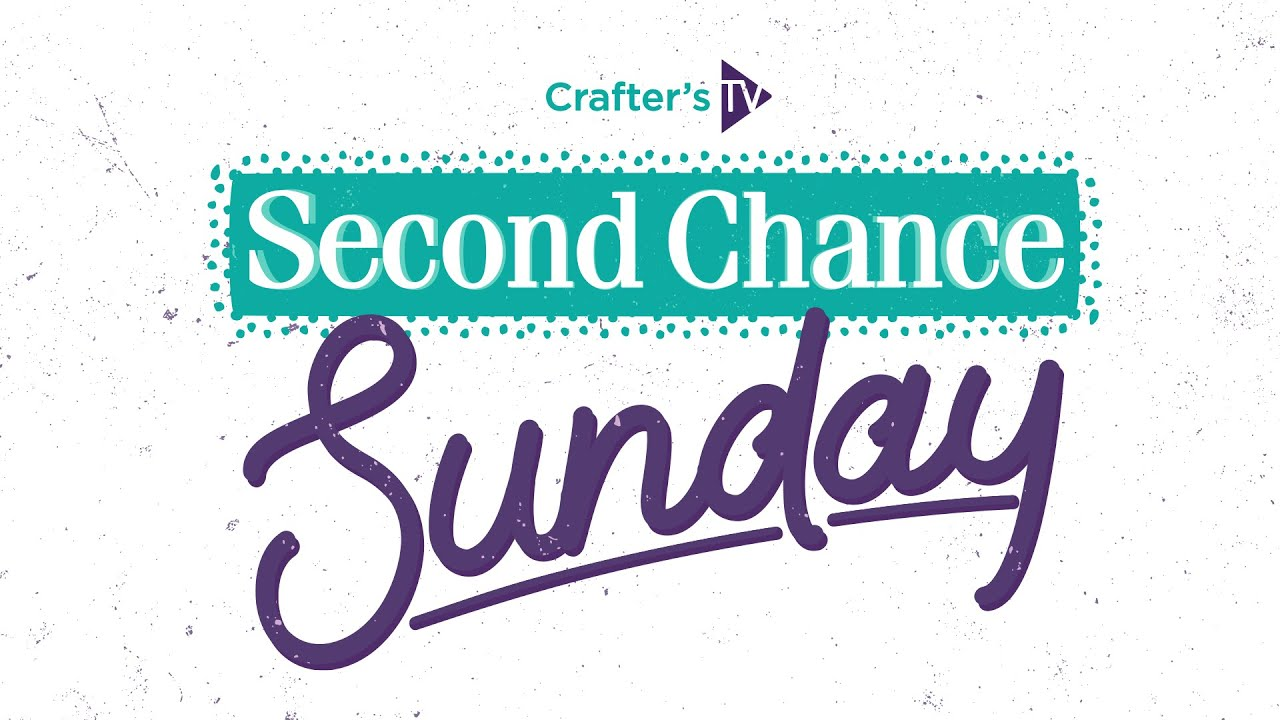 12th July: Second Chance Sunday