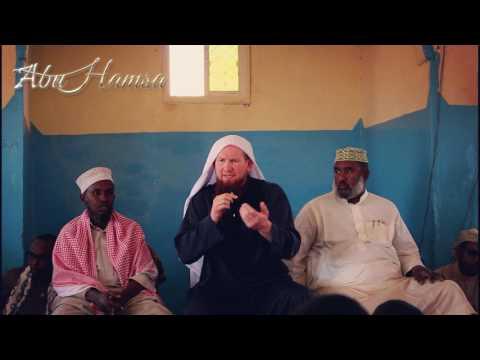 Arabischer Vortrag von Pierre Vogel in Somalia