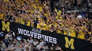 Game Rewind: Watch Michigan advance to the National Championship Game in 8 minutes