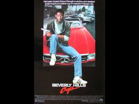 le flic de beverly hills ' axel ) extended version  new attitude 12  1987 poster