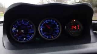Cruising test merpmod speed density