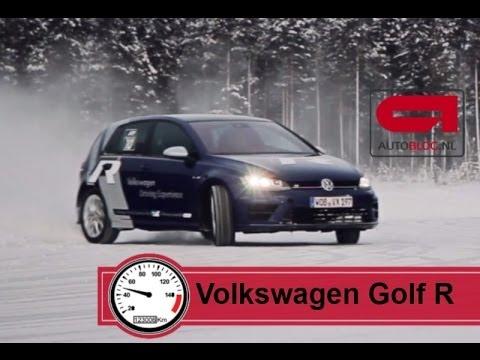 Volkswagen Golf 7 R review