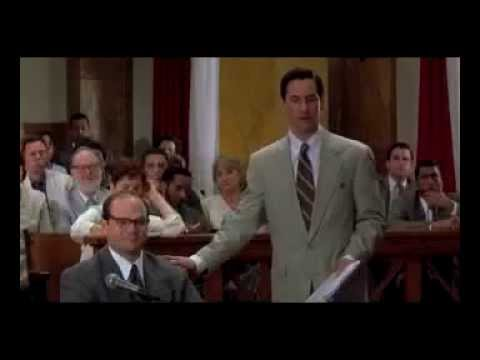 An overview of the movie the devils advocate