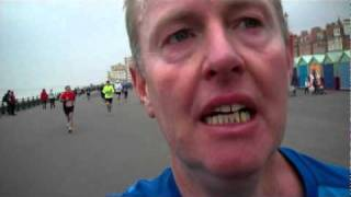 Brighton Half Marathon, 2011, from a Runners Perspective, by Trek and Run