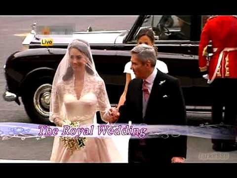 Royal Wedding in Pachelbels Canon