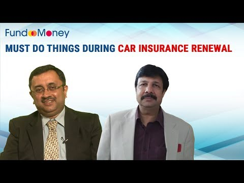 Must Do Things During Car Insurance Renewal