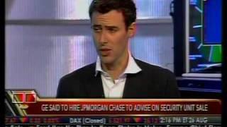 In-Depth Look - GE Selling Security Unit - Bloomberg