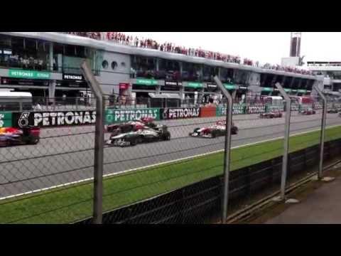2013 FIA Formula One F1 World Championship season 25 March 2013 Malaysia Sepang Internation Circuit