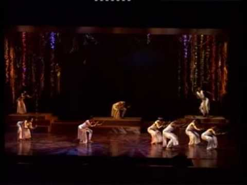 Contemporary Dance Production Based On Global Warming  By Santosh Nair Www.sadhya.com
