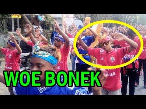 The Jak Mania Bertemu Bonek Cilik Di Jakarta Gedean Dikit Gue Antem Loe