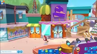 Club Penguin Island PARA COMPUTADOR! - CONSTRUINDO UM IGLU!