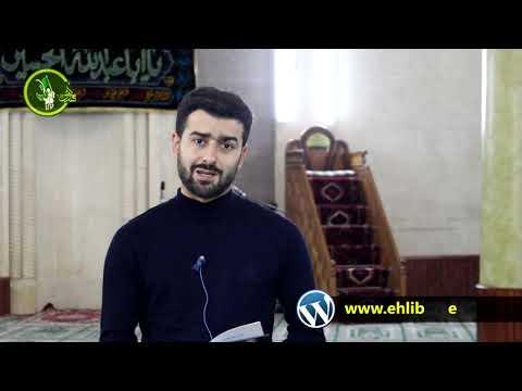 İlk vəhy işığında İslam dünyagörüşünün xüsusiyyəti Hacı Samir