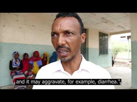 Ethiopia's Drought Takes Toll On Children