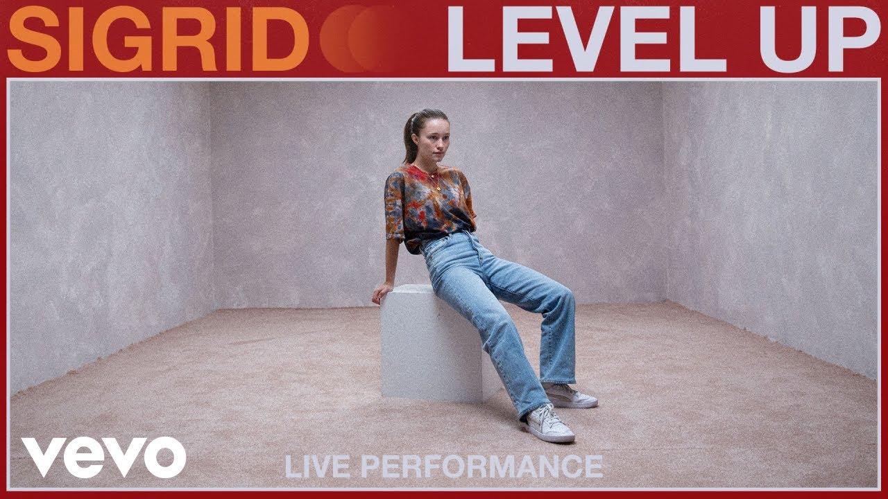 Sigrid - Level Up (Live Performance) | Vevo