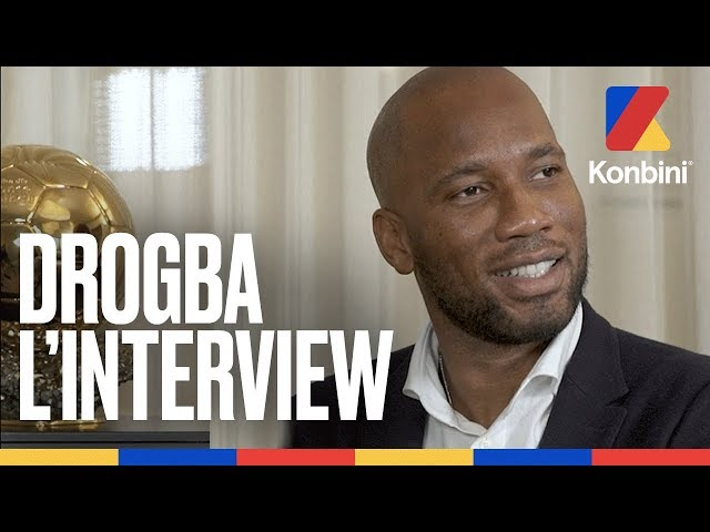 Didier Drogba - J'ai voulu tenter la panenka en finale de Ligue des Champions | Konbini