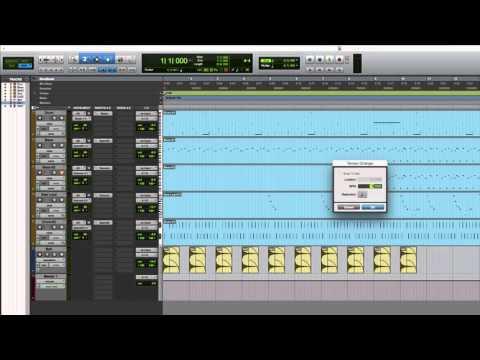Pro Tools Tick Based vs Sample Based tracks
