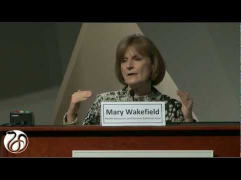 Day 1 - Opening Remarks -  Mary Wakefield