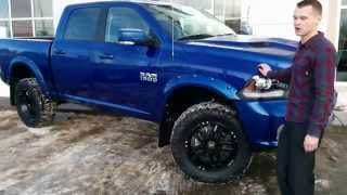bds lifted 2014 blue streak ram 1500 rigreadyrams redwater alberta