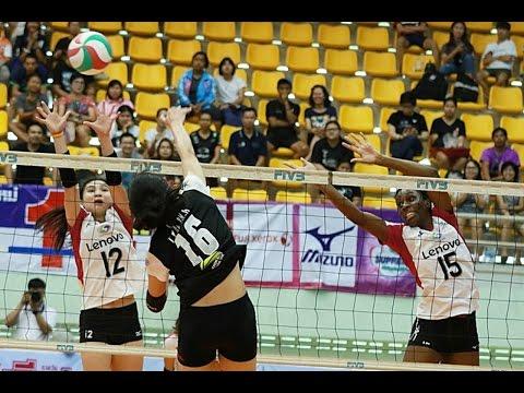 HL วอลเลย์บอลไทยแลนด์ลีก 2017 หญิง สุพรีมชลบุรีอีเทค - ขอนแก่นสตาร์วีซี
