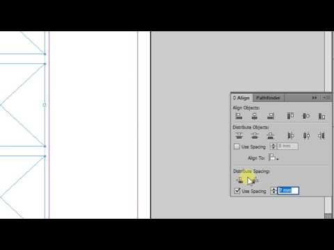 How To Distribute Objects Evenly In InDesign