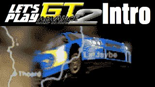 Let's Play GT Advance 2: Rally Racing - Intro
