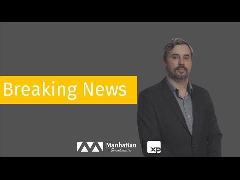 Reforma do IR aprovada na Câmara - BREAKING NEWS - 02/09/2021