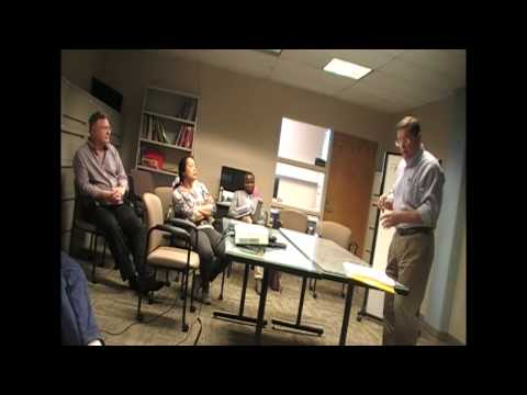 International Teaching and Learning Forum 2015 Part 2: Carl Maresh