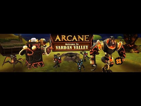 How To Go To Vardan Valley Towne In Arcane Legends