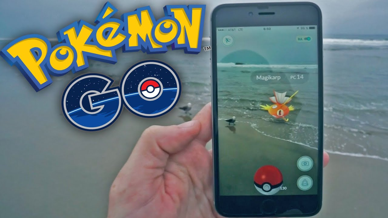 pokemon go videos