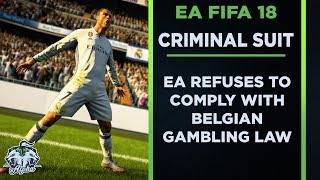 EA Refuses to Comply With Belgian Gambling Law Over FIFA Ultimate Team