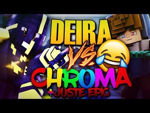 UN MATCH DE TEAM RUSH JUSTE EPIC/TROLL, DEIRA VS CHROMA !