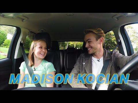 Carpool Choreography: Episode 3 - Madison Kocian