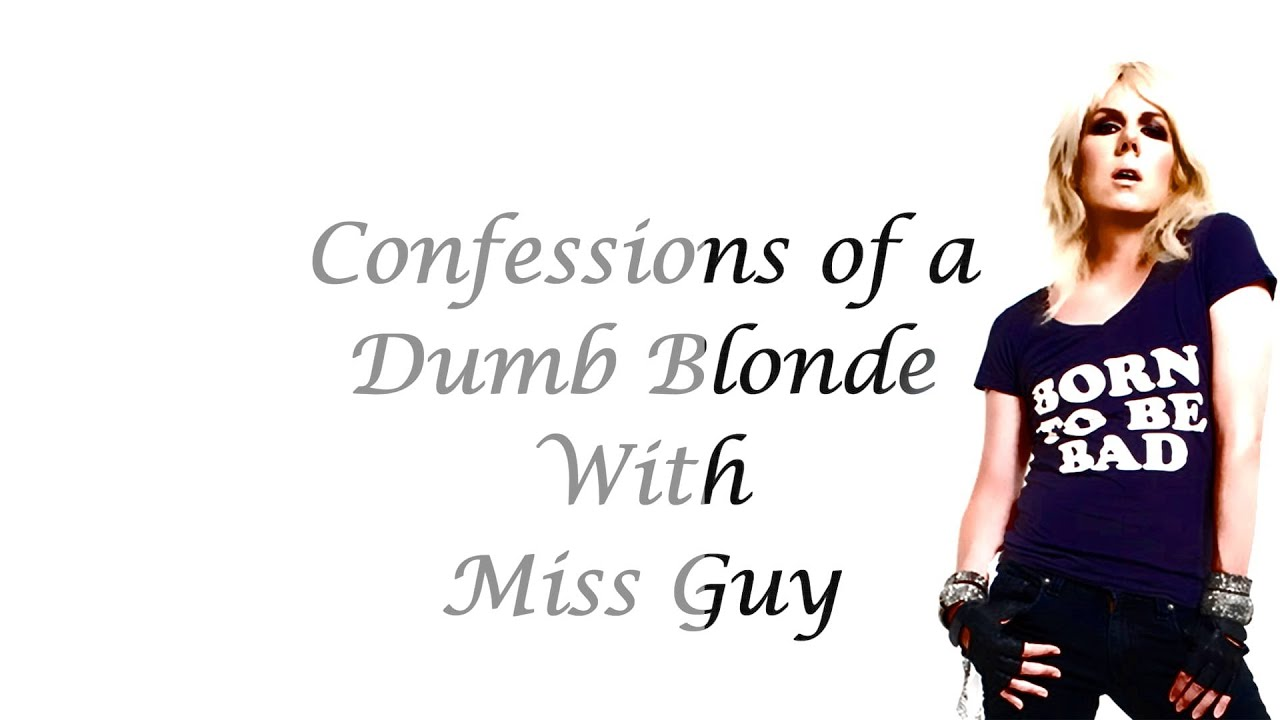Confessions of a Dumb Blonde  Cruise to Nowhere Part I - YouTube 72d4b035ab4e5