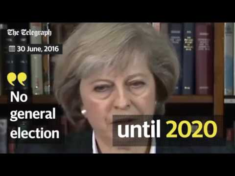 James O'Brien vs Theresa May's snap general election