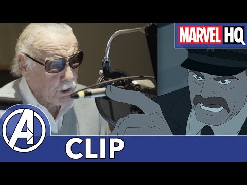 Stan Lee Speech | Marvel's Avengers: Black Panther's Quest | Featuring Mark Hamill