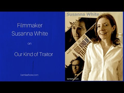 """Susanna White on """"Our Kind of Traitor"""" and Benedict Cumberbatch Mp3"""