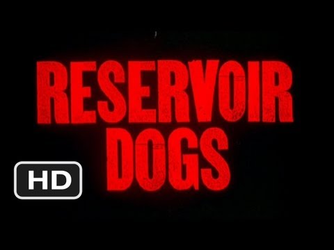 Reservoir Dogs trailer