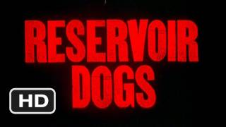 Reservoir Dogs Official Trailer 1 Red Band 1992 HD