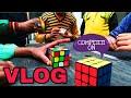 [VLOG] Rubik's Cube Speedcubing Competition - Inquivesta Cube Open 2018